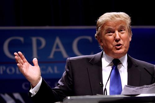 le milliardaires de l'immobilier: Donald trump