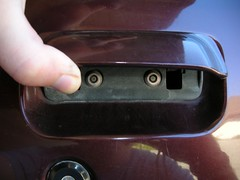 drivers exterior door handle replacement ford explorer and ranger