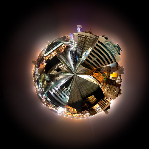 city panorama eye birds canon buildings town view ks down filter planet kansas 5d polar scape wichita mkii ict