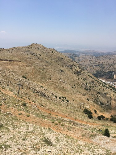 Peak of Mt. Hermon