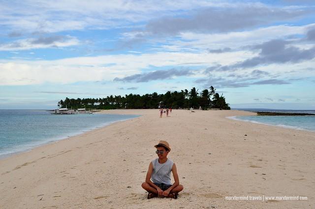 marxtermind at Kalanggaman Island Leyte
