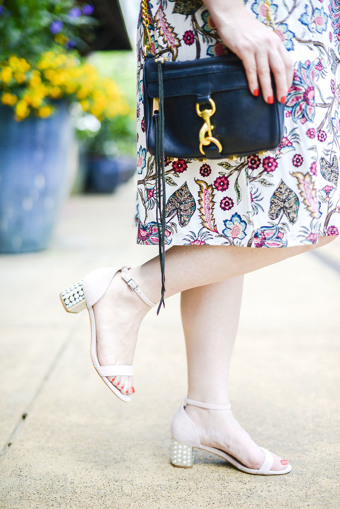 Floral Dress for Work-@headtotoechic-Head to Toe Chic
