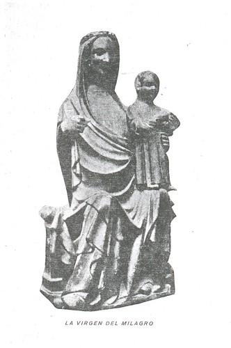 Mare de Déu del Miracle original, fotogradía d'abans de la guerra del 36