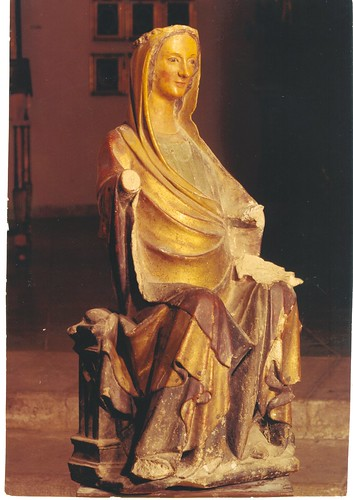 The Virgen del Milagro - Color Photography 1967
