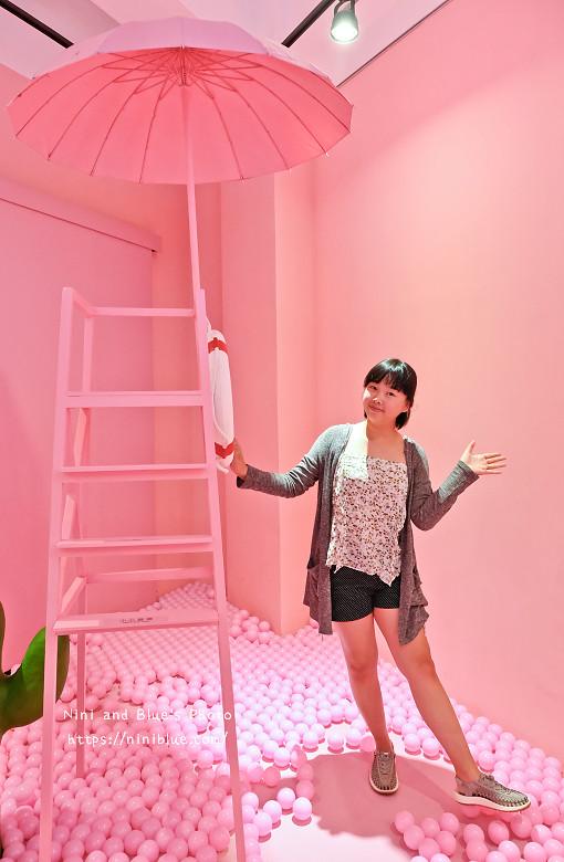台中旅遊景點住宿紅點夏日解渴進行式粉紅15