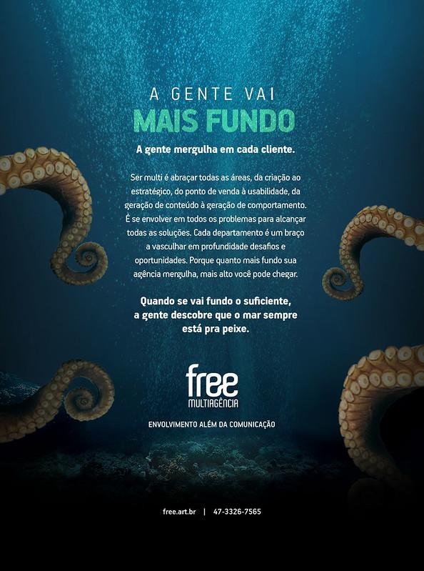 Free é premiada através do Jornal Metas no Prêmio Adjori SC