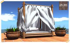 Outdoor Bed Nanai CHEZ MOI