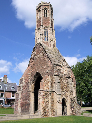 Greyfriar's Tower, King's Lynn - Norfolk.