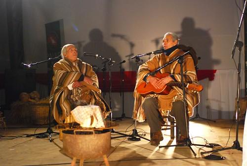 Primer Encuentro de Poetas y Cantores de Aculeo