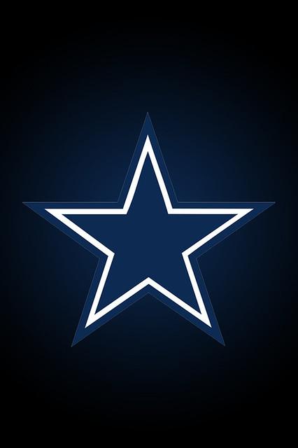 Dallas Cowboys IPhone 4 Background