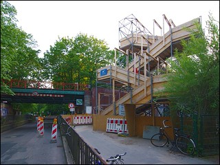 Public Transport – Railway Station Entrance