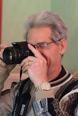 Papa photographe... Une affaire de famille