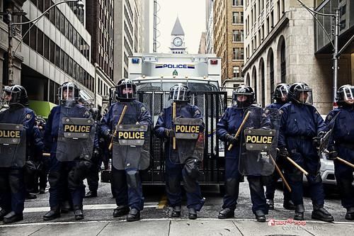 G20 Riot Police 3