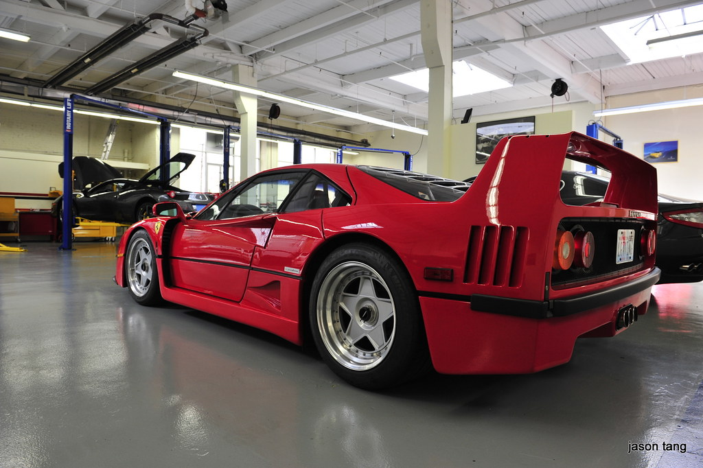 the official ferrari f40 picture and info thread page 105. Black Bedroom Furniture Sets. Home Design Ideas