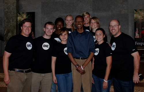 OCC Group with President Kagame