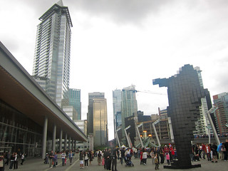 Vancouver Convention Centre | Canada Day 2010