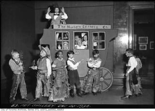 Art Centre Group - stagecoach