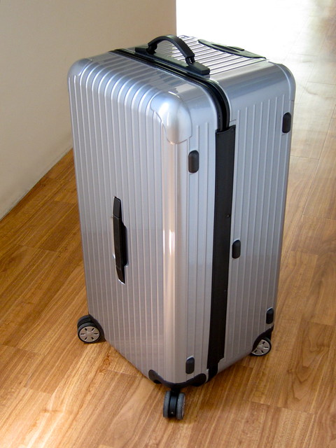 Rimowa trunk