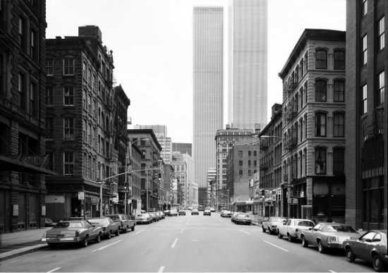 West Broadway, by Thomas Struth 1978