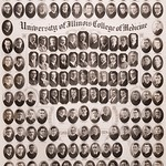 1924 graduating class, University of Illinois College of Medicine