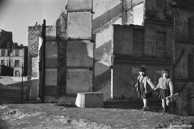 Paris, by Marc Riboud 1953