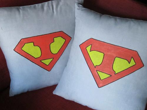 #191 - Super Kid Pillows