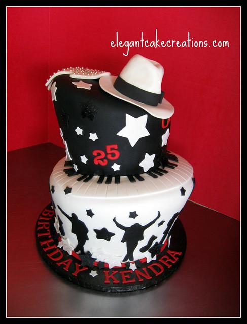 MJ Theme Birthday Cake Flickr Photo Sharing