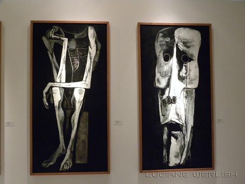 OSWALDO GUAYASAMIN by Lu Werlish