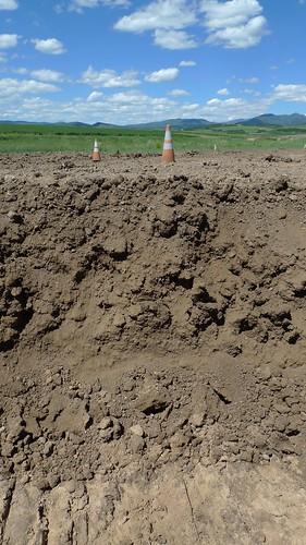 digging dirt sandbox bulldozer digthis caterpillard5g
