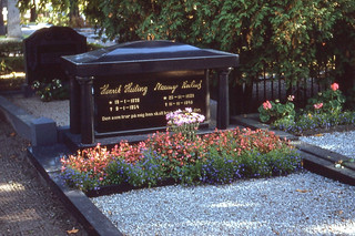 Ljungby - Heiling Grave at Cemetery (1958)