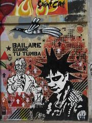 poster(0.0), collage(0.0), art(1.0), street art(1.0), mural(1.0), graffiti(1.0), drawing(1.0),