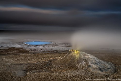 longexposure landscape iceland nikon explore geyser geothermal hitech bluepool hveravellir newvision nikond3x visipix cedricguilleminotphotography peregrino27newvision