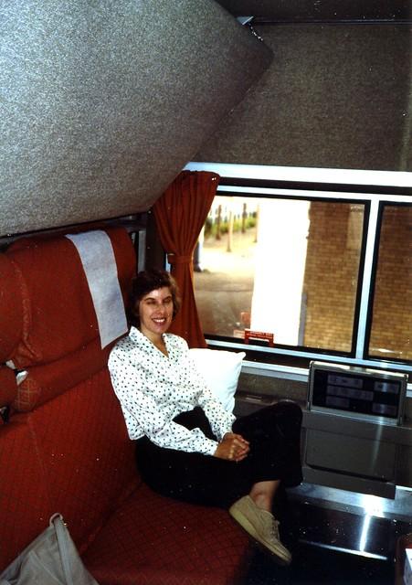 Amtrak Deluxe Bedroom 1989 Flickr Photo Sharing