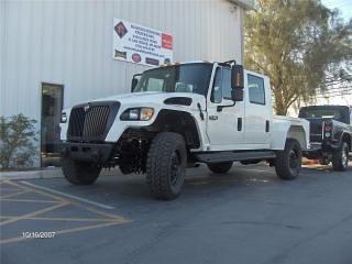 Medium Duty Used MXT International 4x4 Pickup Trucks - a ...