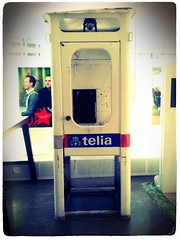 machine, telephone booth, payphone,