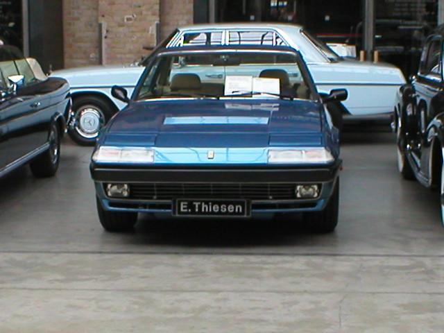 Ferrari 400i GT - 1983 | Flickr - Photo Sharing!