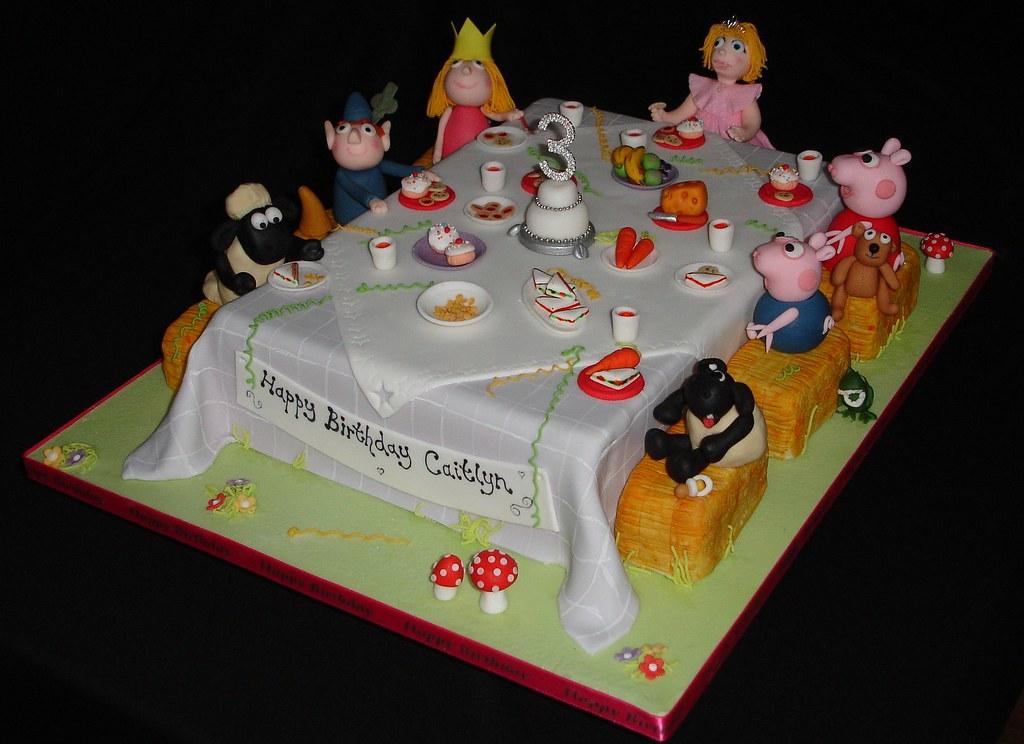 Birthday Cake Clare