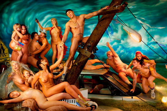 David LaChapelle, Deluge