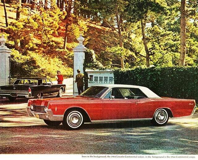 1966 lincoln continental coupe 1964 continental sedan flickr photo sharing. Black Bedroom Furniture Sets. Home Design Ideas
