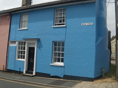 blue house Coggeshall