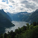 View at the Geirangerfjord by Hetty 51