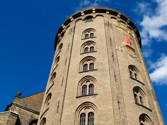 The Round Tower - Copenhagen, Denmark