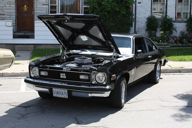 1975 Nova SS http://www.flickr.com/photos/carphotosbyrichard/4820480597/