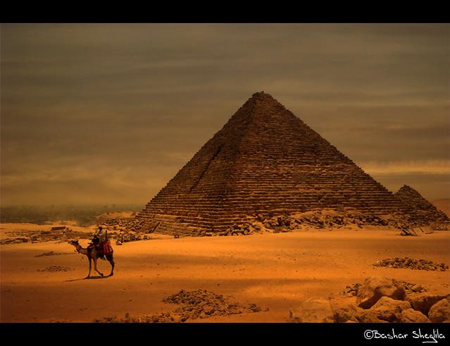 Menkaure Pyramid !