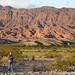 Audrey Taking Photos in Northern Argentina