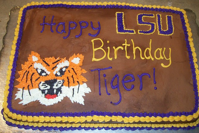 Images Of Lsu Cakes