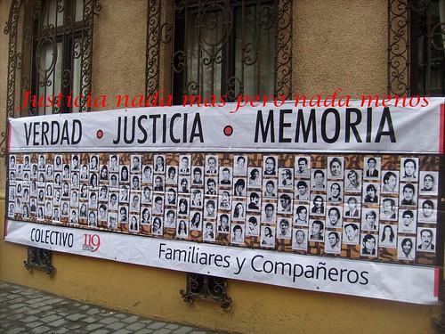 Fwd: Justicia nada mas pero nada menos