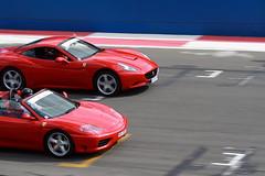 Ferrari 360 Spider vs California