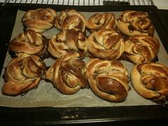 cinnamon roll(0.0), baking(1.0), schnecken(1.0), baked goods(1.0), bakery(1.0), food(1.0), viennoiserie(1.0), dish(1.0), dessert(1.0), cuisine(1.0), brioche(1.0), danish pastry(1.0),
