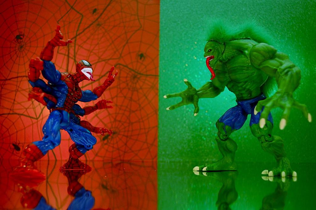 Doppelganger vs. Hulk 2099 (215/365)